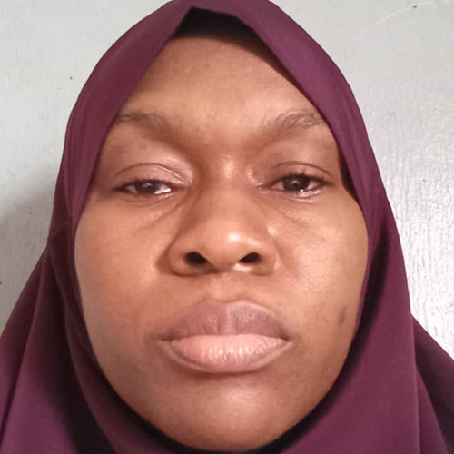 Madeenah Gbadamosi